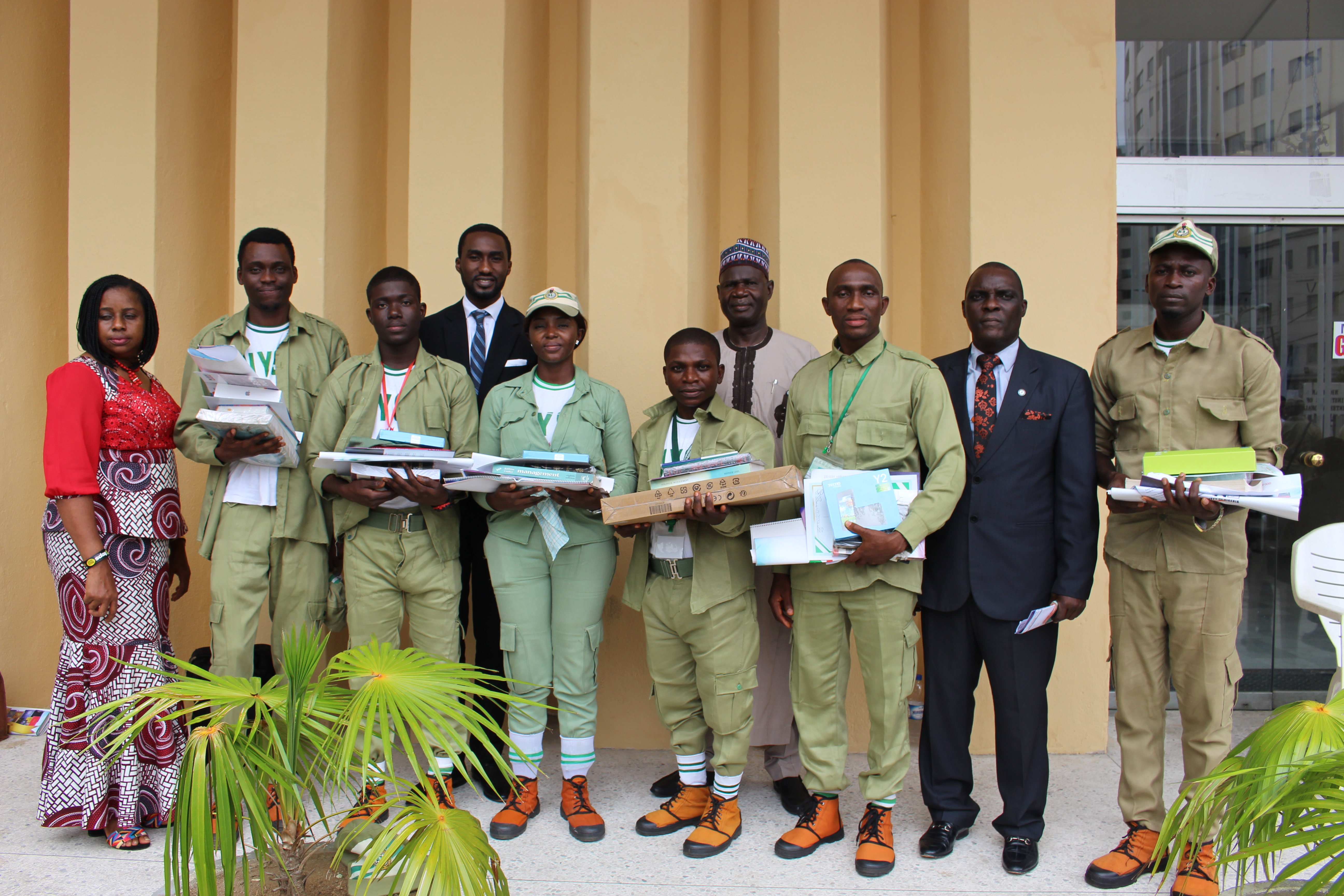 Annual NYSC Essay Writing Competition & National Symposium
