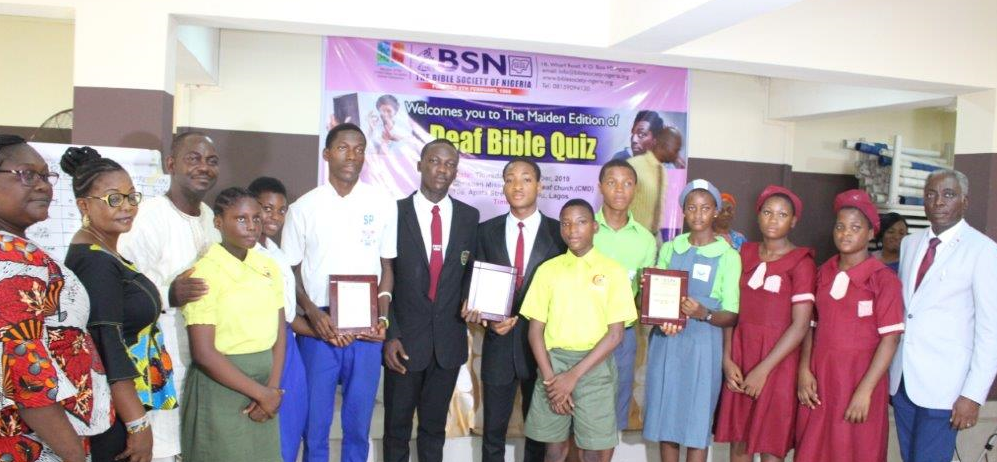 Deaf Bible Quiz
