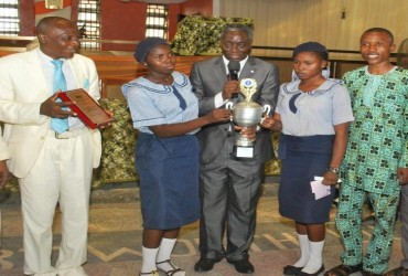 SECONDARY SCHOOL BIBLE COMPETITION